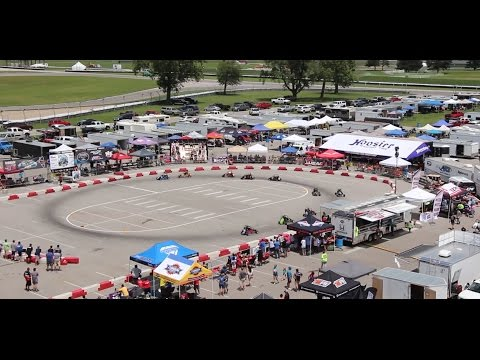 HPD Trackside -- Quarter Midgets at Indianapolis Motor Speedway
