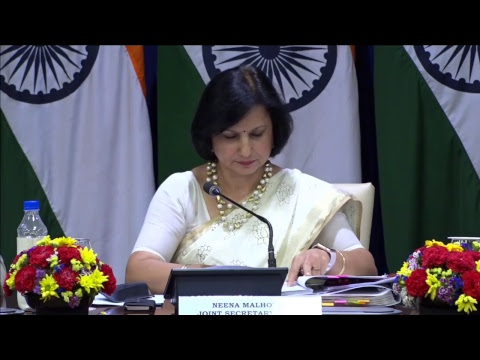 Media Briefing on upcoming visits of President to Equatorial Guinea, Swaziland & Zambia