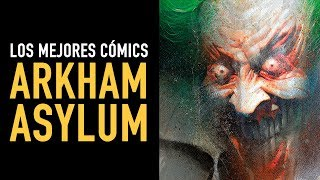 Los mejores cómics: Arkham Asylum