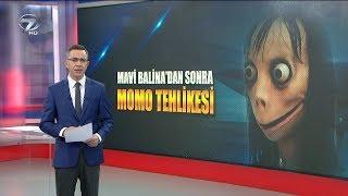 Mavi Balinadan Sonra MOMO Tehlikesi!