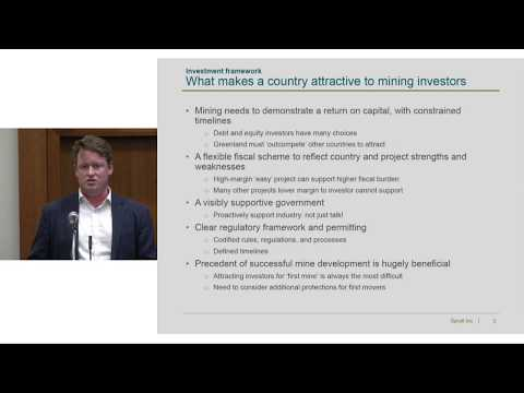 Brock Salier (Sprott Capital Partners) - Greenland Day PDAC 2020
