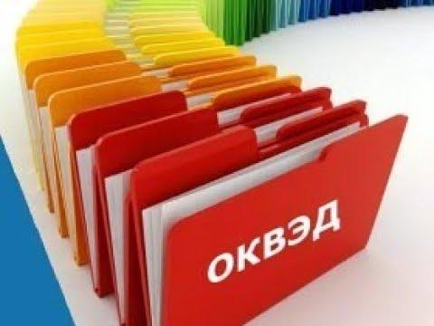 ОКВЭД 2 - новые коды 2019 | Как выбрать коды ОКВЭД для ИП и ООО