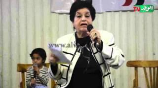 بالفيديو.. الإعلامية عواطف عبد الرحمن تطالب بإعادة النظر فى الخطاب النسوي