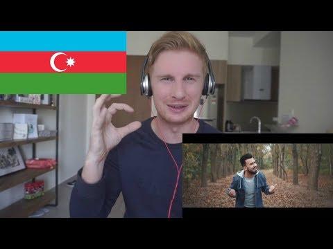 Elvin Mirzezade - GEL (Official Clip) 2018 HD // AZERBAIJAN MUSIC REACTION