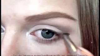 Dakota Rose Anime Eye makeup - kawaii god elf desu AE