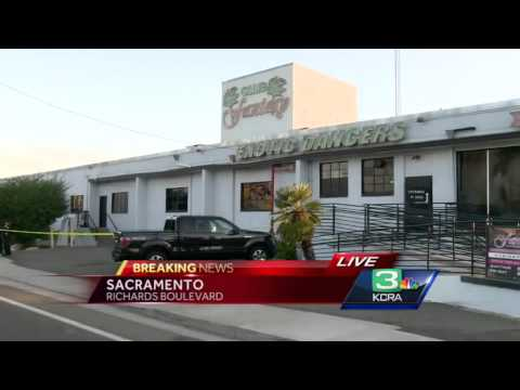 Employee shoots man inside Sacramento strip club