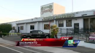 Employee shoots man inside Sacramento strip club
