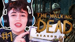 ADVENTURE WITH CLEMENTINE! The Walking Dead (Season 2)