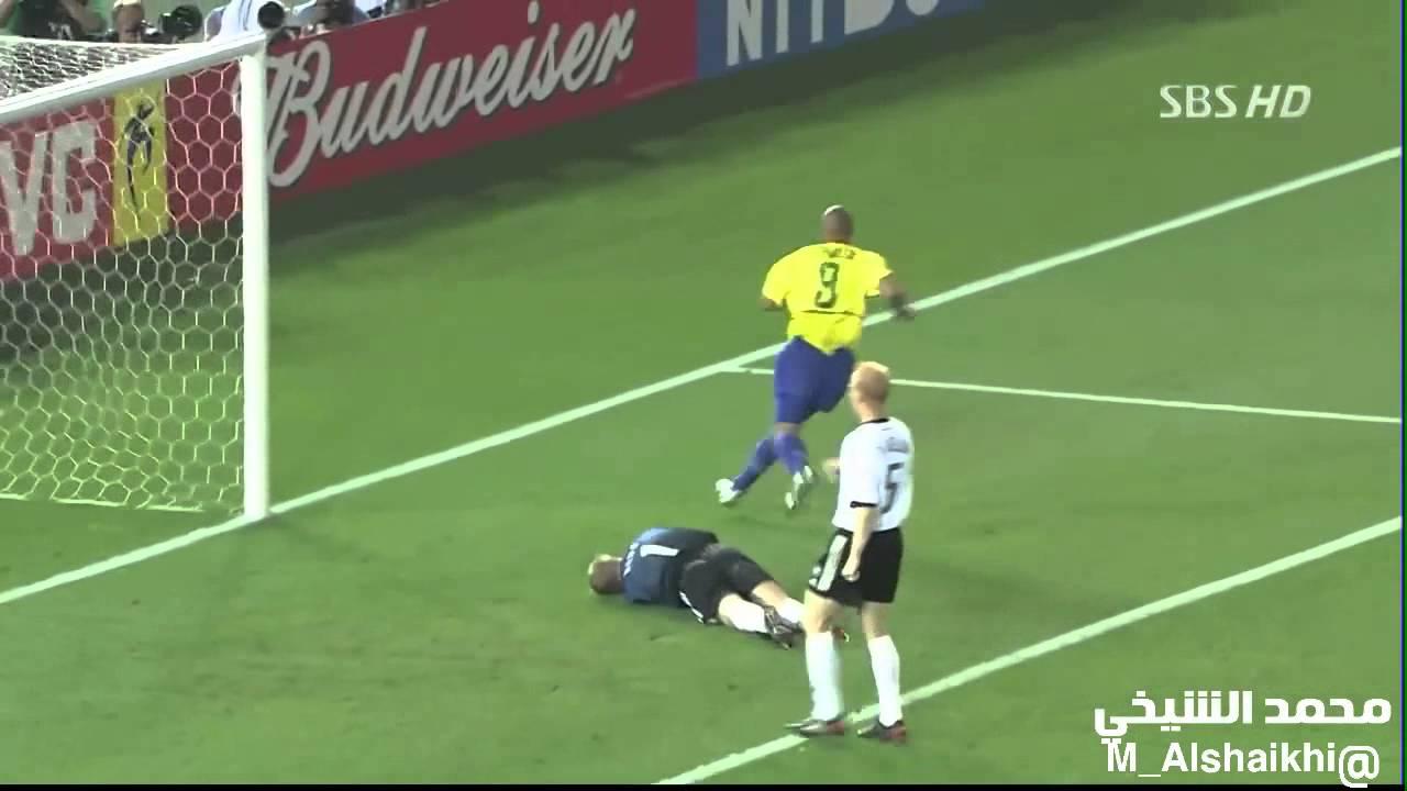 Br sil allemagne coupe du monde 2002 finale youtube - Bresil coupe du monde 2002 ...