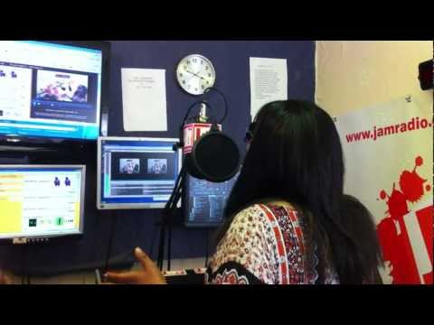 Cie Radio Interview in the Jewellery Quarter