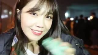 정은지 '너란 봄' MV Making