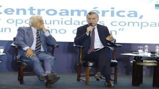 La Reaparición De Mauricio Macri