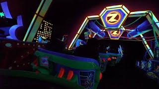【Ultra HD 2160P】 Tokyo Disney Land Buzz Lightyear's Astro Blaster...