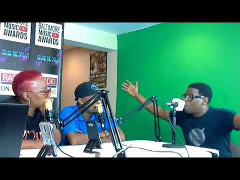 Interview with Richard Burton of The Wire: Baltimore Flava Radio