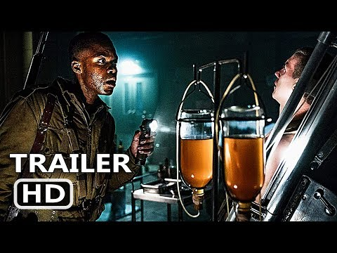 OVERLORD Creepy Lab Clips + Trailer (NEW 2018) JJ Abrams Movie HD