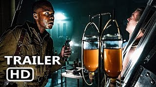 "OVERLORD ""Creepy Lab"" Clips + Trailer (NEW 2018) JJ Abrams Movie HD"