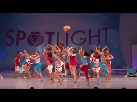 Best Musical Theatre // GOTTA BE ME - Allegro Performing Arts Academy [Seattle 2, WA]
