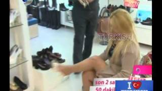 Repeat youtube video IN THE SHOE SHOP (TURKISH LADY)  1