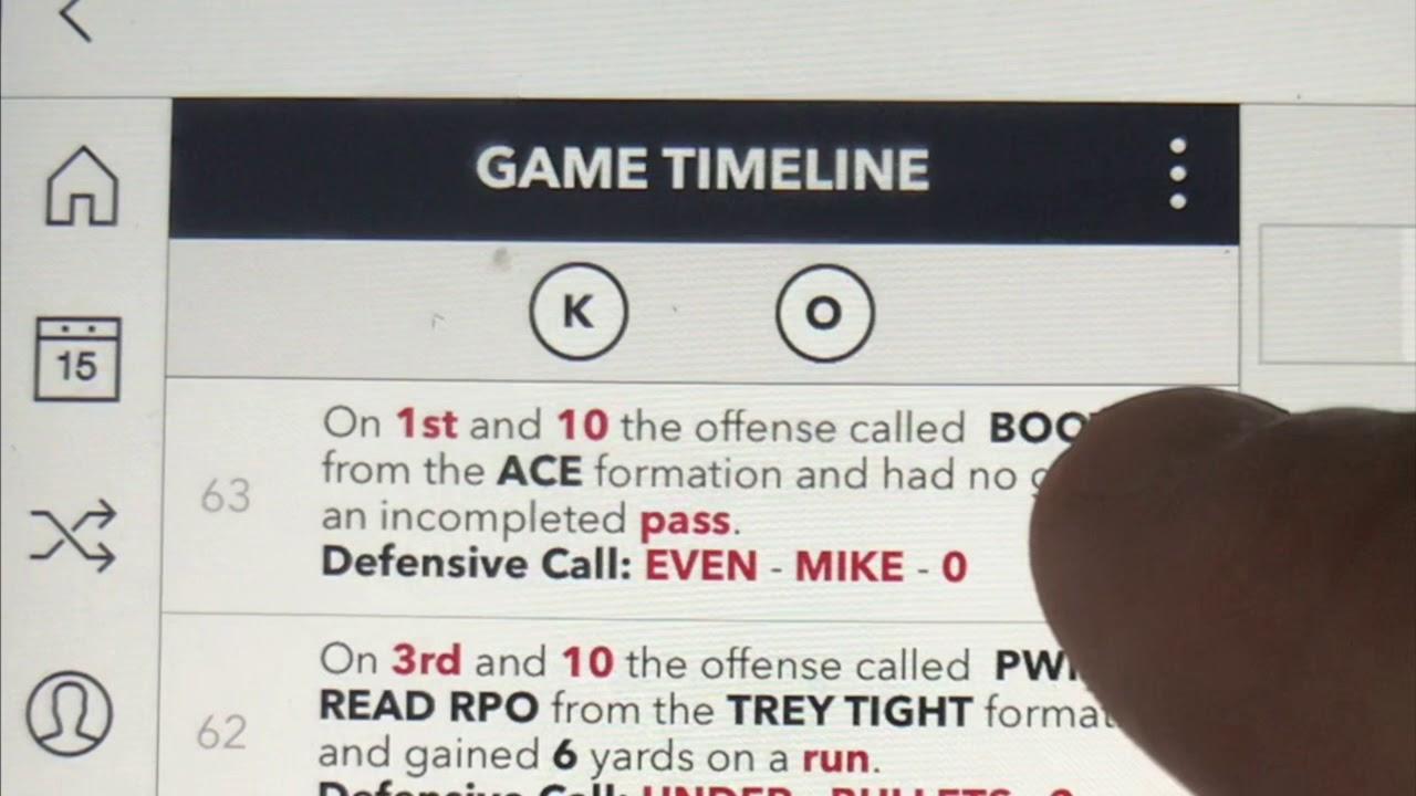 Game Timeline