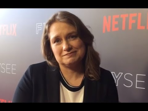 Merritt Wever ('Godless') on female-centric series