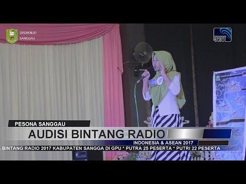 PESONA - AUDISI BINTANG RADIO ( Indonesia & Asean ) 2017