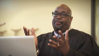 Judge Derek Mosley: Stepping Out of His Chambers and Into the Community