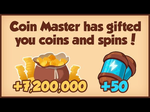 Coin master free spins and coins link 16.11.2020