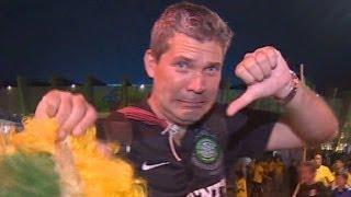 Brazil fan: '7-1 is unbelievable!'