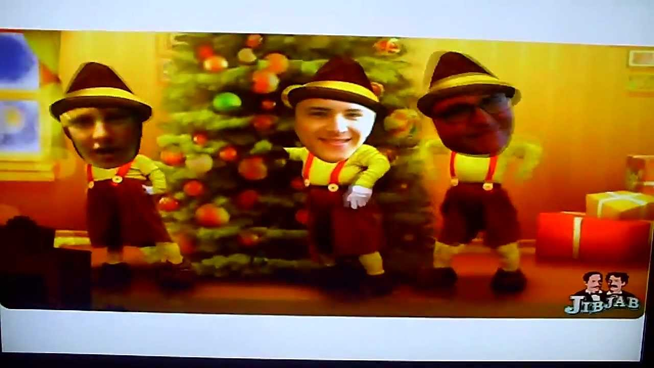 Jib Jab Christmas Video - YouTube