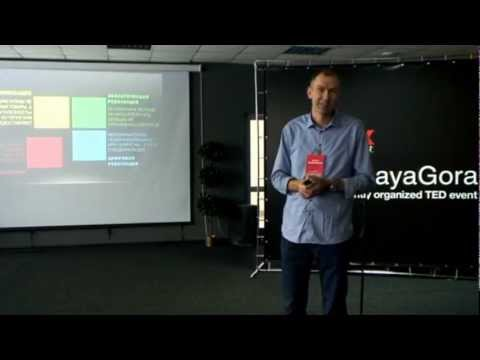 Three trends In business and society to change our lives: Anton Ovchinnikov at TEDxKaraulnayaGora