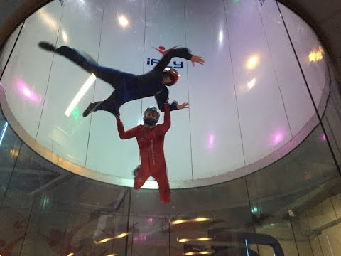 iFly Indoor Skydiving Rosemont IL