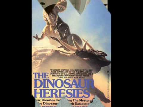 The Dinosaur Heresies, by Robert T. Bakker, Ph.D. (MPL Book Trailer #51)