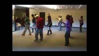 """"""" Soul Glide """" Line dance by T K Soul"""