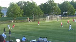 HIGHLIGHTS: FC Sonic vs Junior Lone Star FC, May 18, 2012