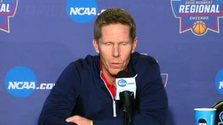 News Conference: Gonzaga Sweet Sixteen Preview