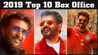 Top 10 Box Office Movies 2019 Tamil | Minium 100 Crore Collections