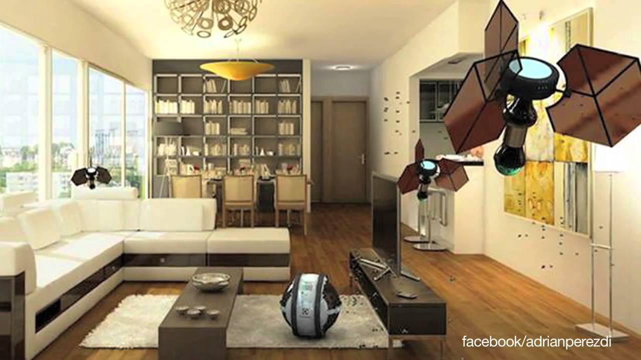 Best Way To Dust Furniture Concept cleaning device concept triggers tiny robots to clean your house