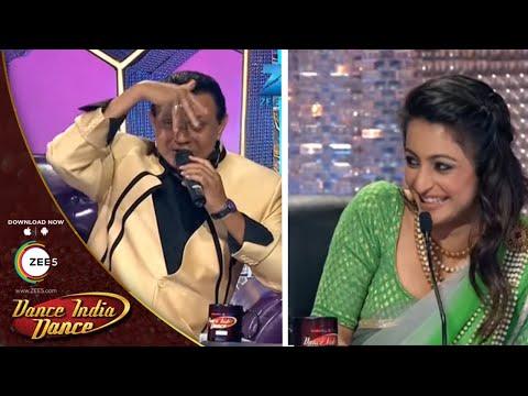 MOST Funny Moments Of Mithunda and Shruti - Dance India Dance Season 4