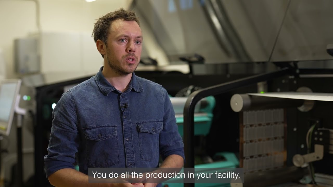 The Swedish-founded DP Patterning company disrupts the German automotive industry