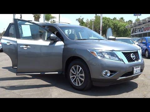 2015 Nissan Pathfinder San Bernardino, Fontana, Riverside, Palm Springs, Inland Empire, CA 34619A