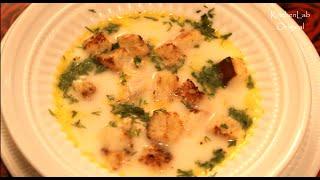 Сырный суп - самый простой в приготовлении - полчаса и готово! Готовьте с удовольствием с КиченЛэб!