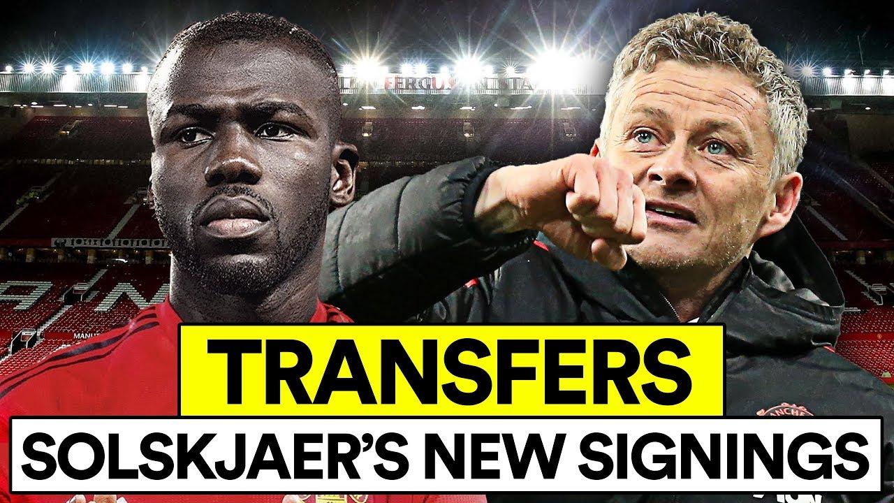 Man utd transfer news today bbc