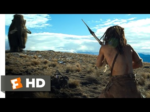 10,000 BC (2/10) Movie CLIP - Killing the Mammoth (2008) HD