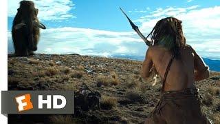 10,000 قبل الميلاد (2/10) فيلم كليب قتل الماموث (2008) HD
