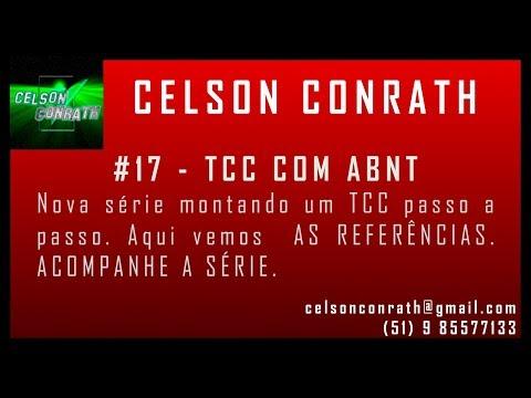 17 - Formatação TCC ABNT Passo A Passo | REFERÊNCIAS (Modelo Acompanha)