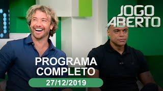 Jogo Aberto - 27/12/2019 - Programa completo