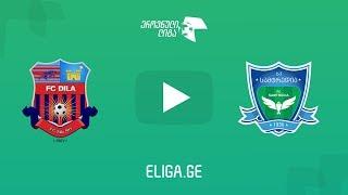 Dila Gori vs Samtredia full match