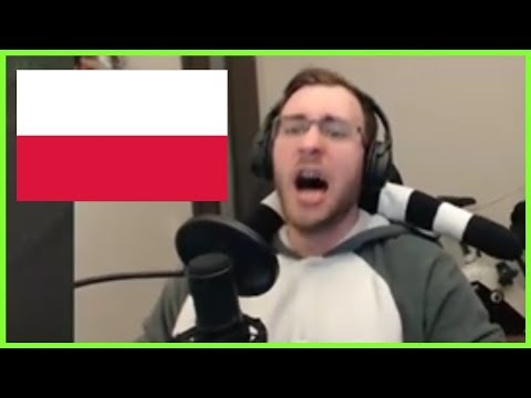 Extreme Poland Rage ! Full Kurwa Montage(WARNING: VERY LOUD) - League of Legends thumbnail