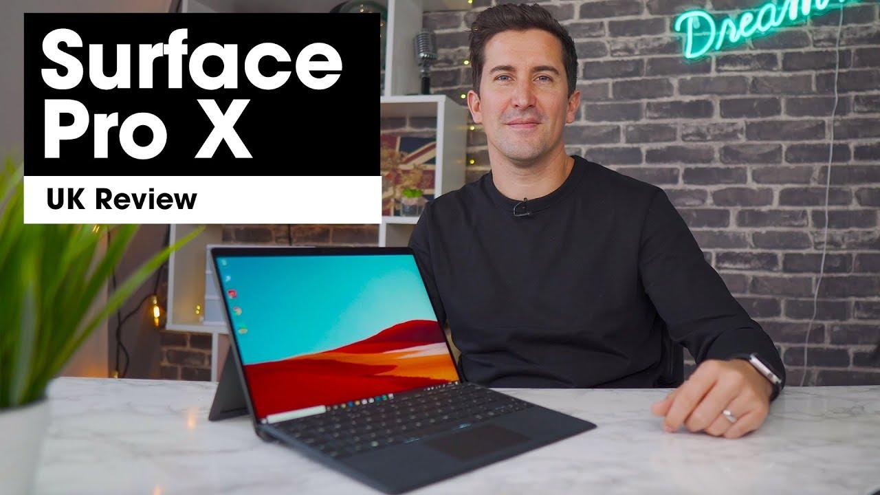 Microsoft Surface Pro X Review | UK Model | G…