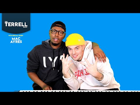 MAC AYRES Sings Stevie Wonder, Talks Dropping Out Of College, And His Love For Fantasia!